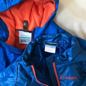 "Columbia Jackets & Coats - Columbia ""Whirlibird"" 3-in-1 suit"
